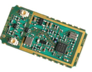 IKM-D2S Funkmodul von IK Elektronik für die DAtenübertragung im Bereich 433 und 868MHz