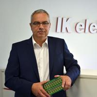 Jan-Erik Kunze, Gesellschafter, Geschäftsführer, Entwicklungsleiter, Personal