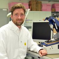 Jan Seidel, Leiter Prozessentwicklung Elektronikfertigung