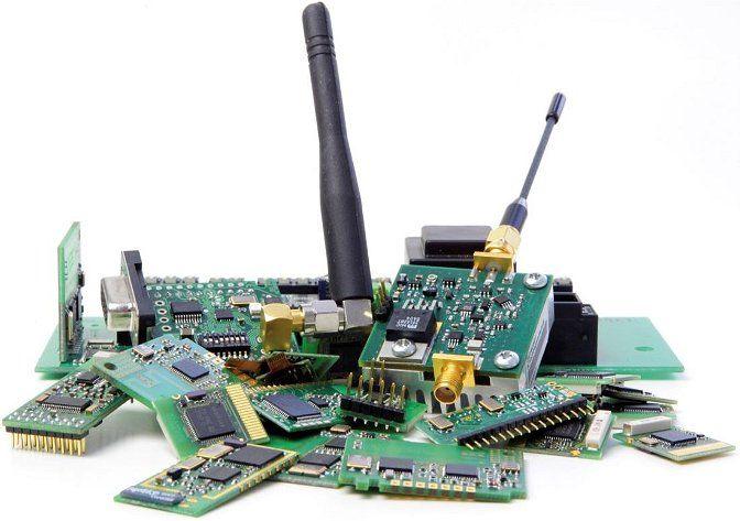 Funkmodule von IK Elektronik
