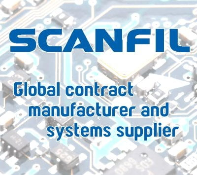 Scanfil - Fertigungspartner von IK Elektronik