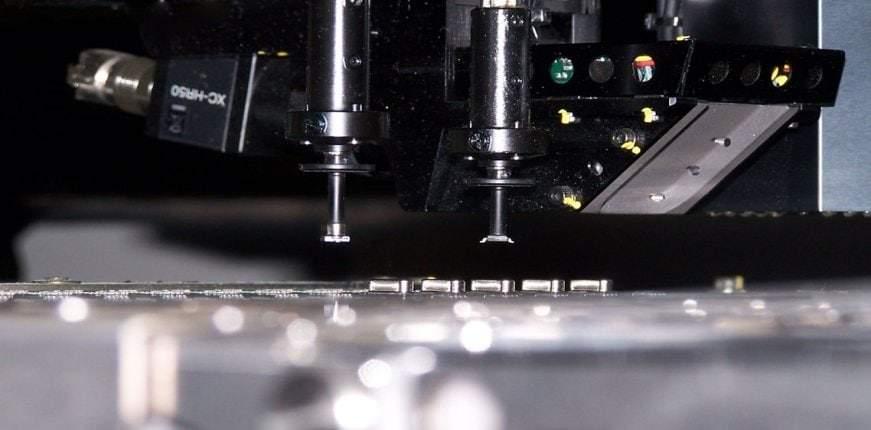 Elektronikfertigung bei IK Elektronik