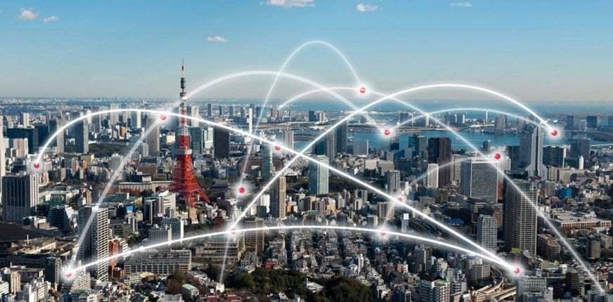 Funkelektronik für die Smart City von IK Elektronik