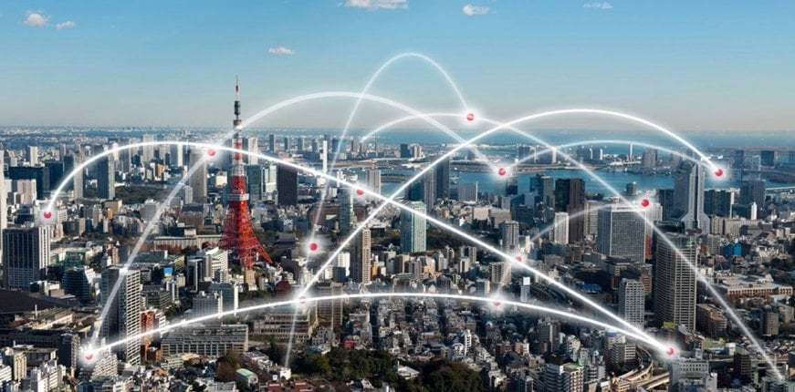 Smart-City-Funkelektronik on IK Elektronik