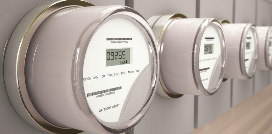Smart Meters mit Funk von IK Elektronik