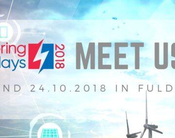 Metering Days 2018 in Fulda mit IK Elektronik