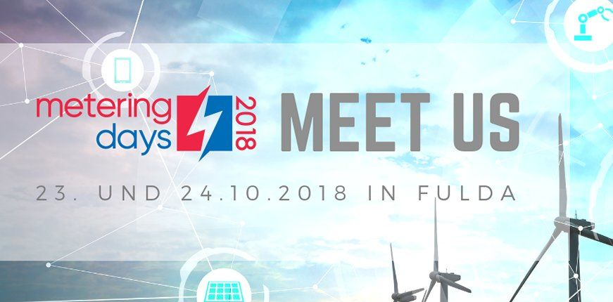 Metering Days 2018 in Fulda mit IK Elektronik