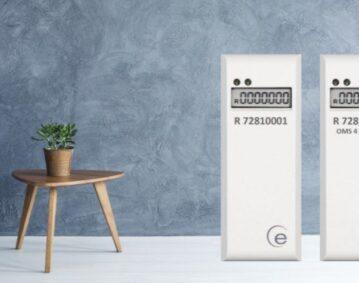 Elektronischer Funk-Heizkostenverteiler HCA e2 von Engelmann Sensor