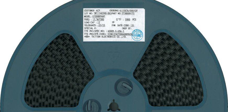 Quarz 13,5672 MHz von IK Elektronik günstig kaufen