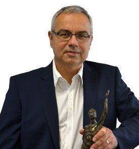 Jan-Erik Kunze, Geschäftsführer IK Elektronik GmbH