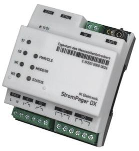 Smart Grid Steuerbox StromPager DX von IK Elektronik