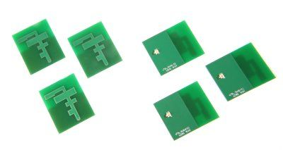 Antennen Entwicklung bei IK Elektronik - Multiband-Platinenantenne für WLAN