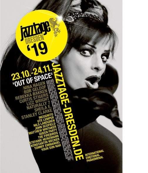 Jazztage Dresden 2019 Programm