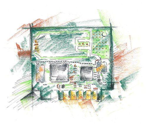 Funkelektronik: Funkmodul von IK Elektronik