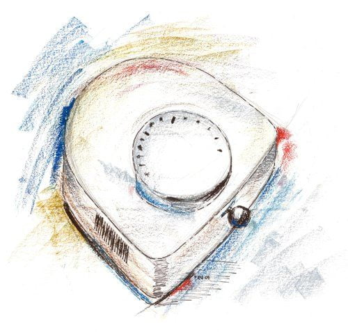 Smart Home: Raumthermostat von IK Elektronik