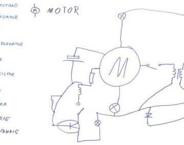 Der erste Schaltplan - IK Elektronik