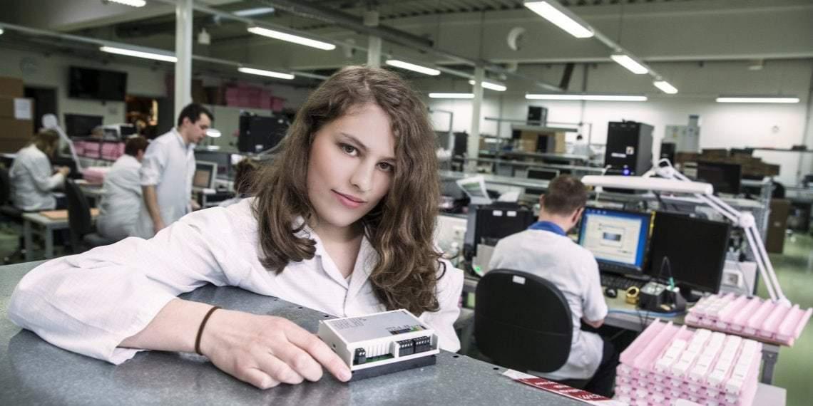 Karriere bei IK Elektronik