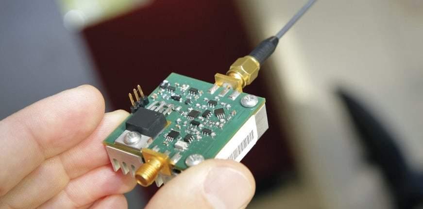 Produktbeispiele und projektbeispiele von IK Elektronik
