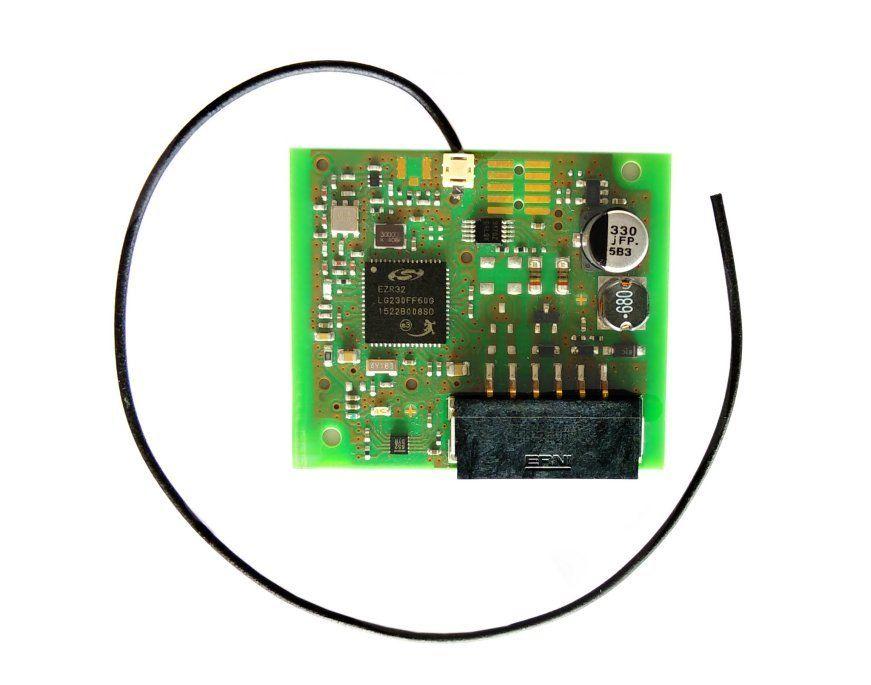 Variomesh Funkmodul 434 und 868 MHz von IK Elektronik