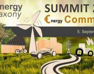 Vortrag von IK Elektronik beim Energy Saxony Summit 2019