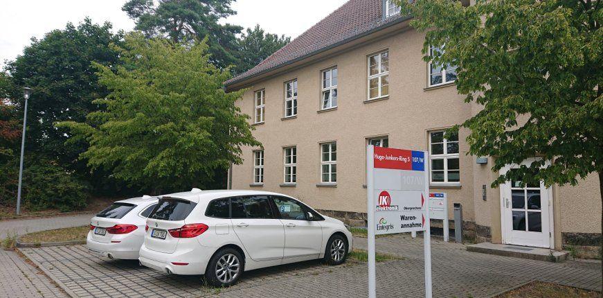Elektronikentwicklung in der Niederlassung Dresden der IK Elektronik