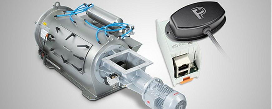 Zeppelin Systems Connect mit Komponenten made by IK Elektronik