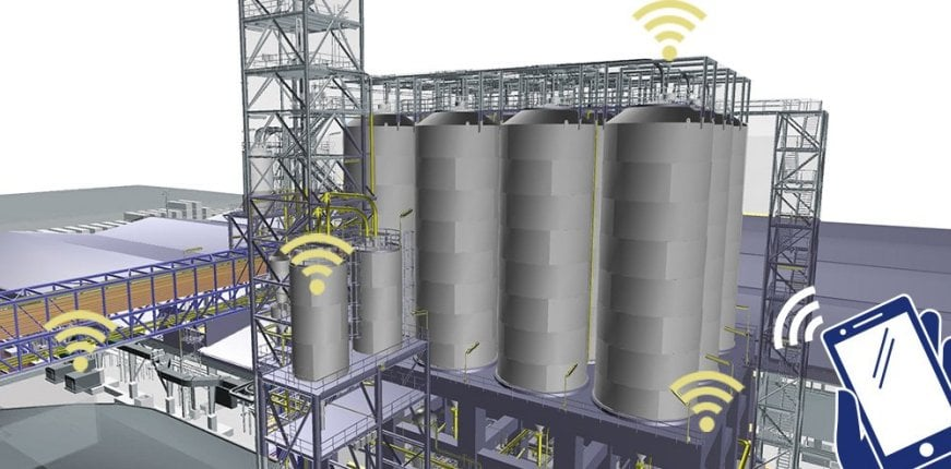 Zeppelin Systems Connect mit Funkelektronik von IK Elektronik
