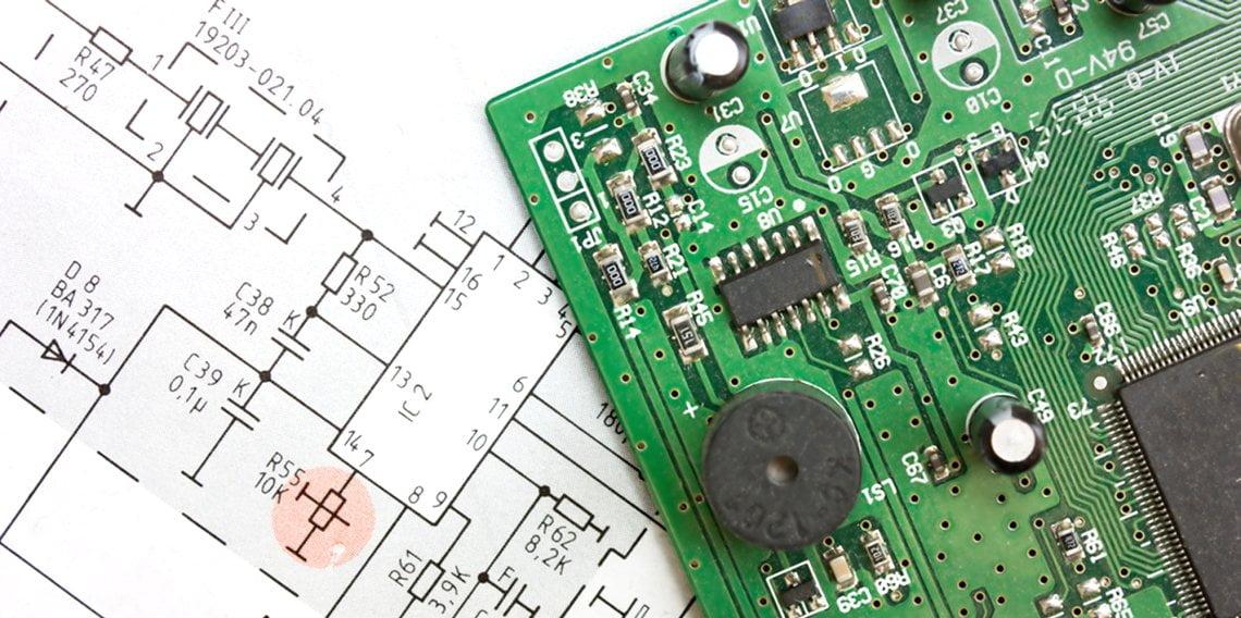 Elektronikentwicklung bei IK Elektronik