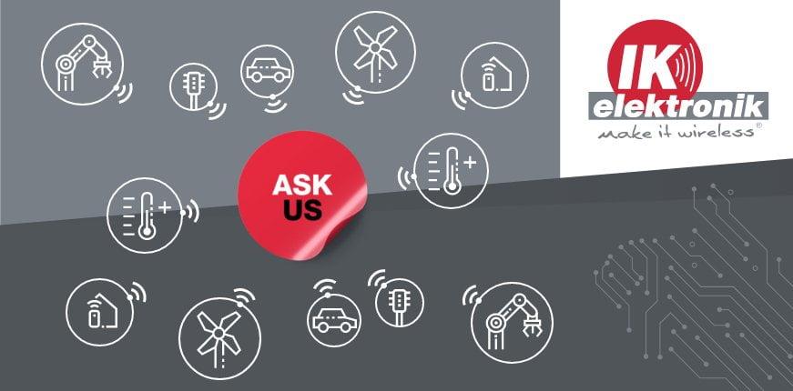 Fragen Sie uns! Ein Leitfaden für Entwicklungsprojekte bei IK Elektronik