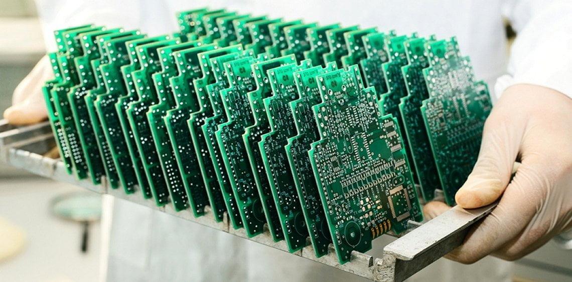 Elektronikfertigung, EMS von IK Elektronik