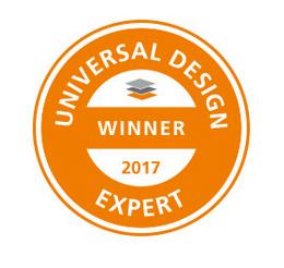 Universal Design Expert Preis für H2 Smart IK Elektronik