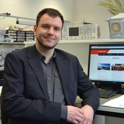 Christian Becker, IK Elektronik
