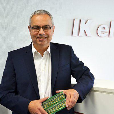 Jan-Erik Kunze, IK Elektronik