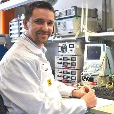 Jens Riedel, IK Elektronik