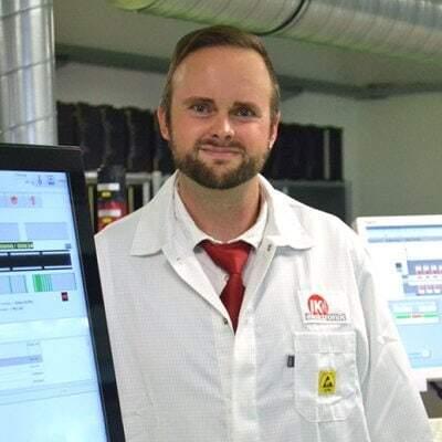 Torsten Esbach, IK Elektronik