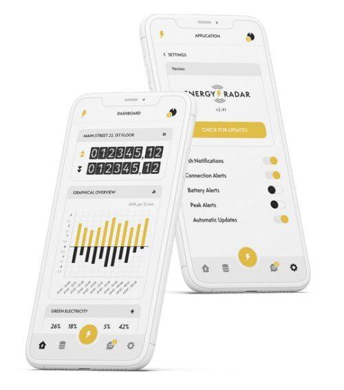 EnergyRadar Application