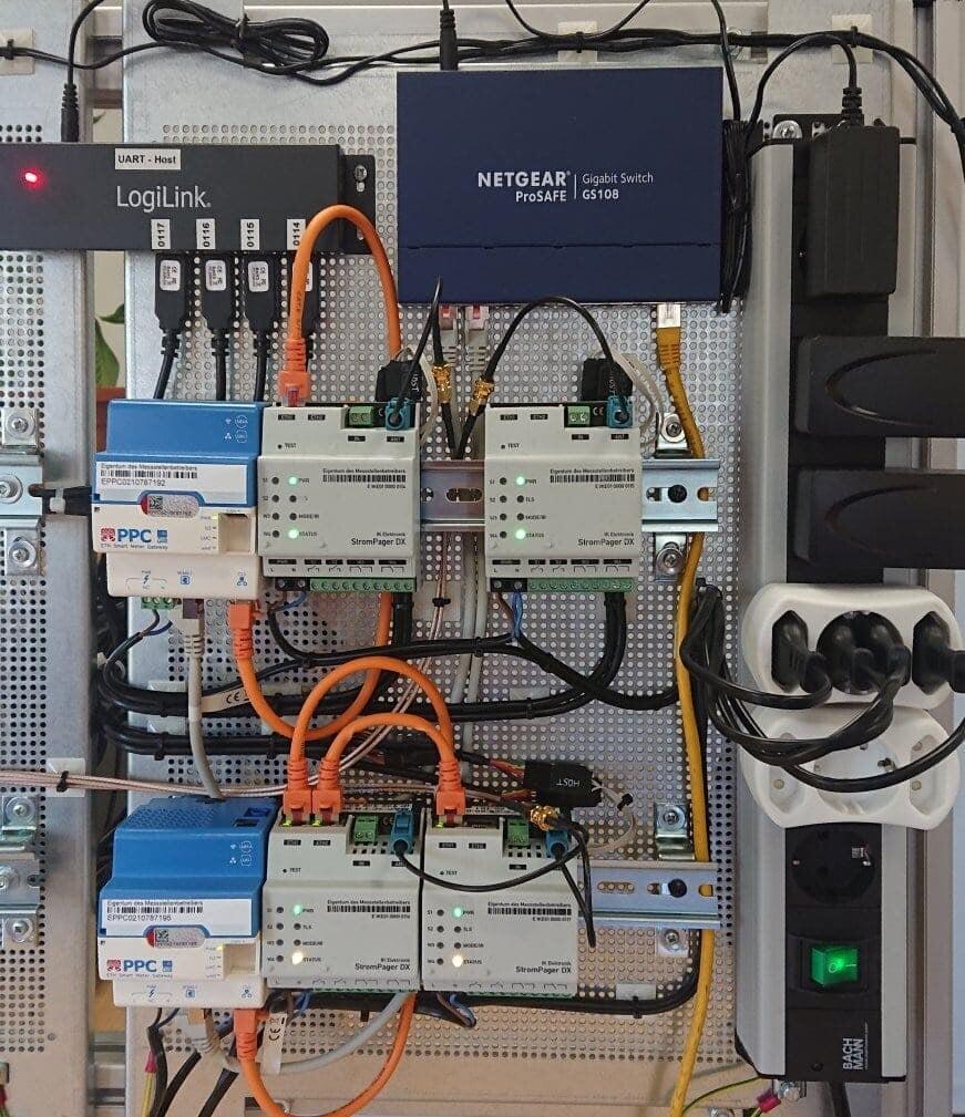 StromPager DX Dauertest