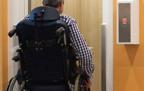 Funkelektronik für die Altenpflege - Bewegungserkennung