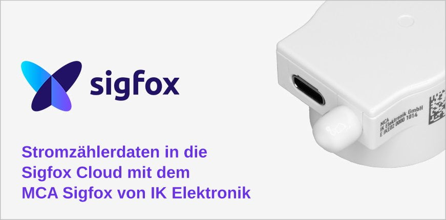MCA-Sigfox von IK Elektronik