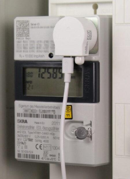 Zähler an die Cloud: MCA-WLAN von IK Elektronik auf Stromzähler