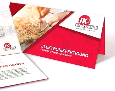 Informationen und Dokumente zum Unternehmen IK Elektronik