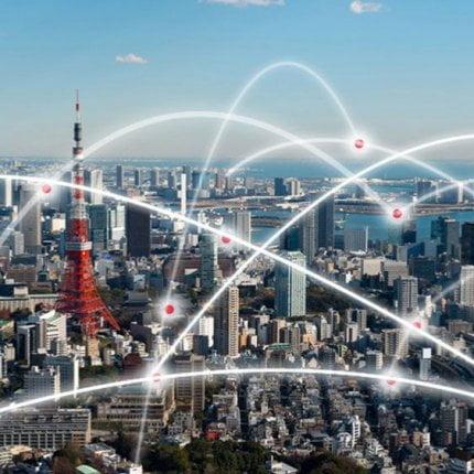 Smart City bei IK Elektronik, Elektronikfertigung, Elektronikentwicklung, Funkelektronik