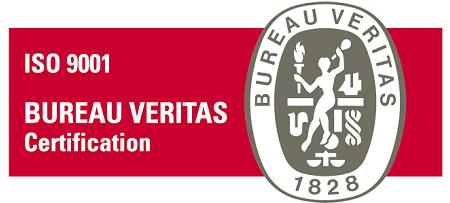 Qualitätsmanagementsystem, QM-System bei IK Elektronik, Bureau Veritas