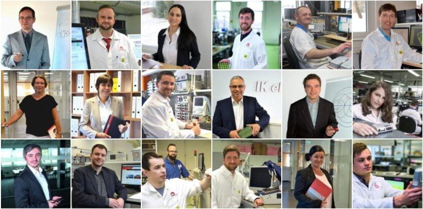 Das Team von IK Elektronik - Ansprechpartner und Kontakt