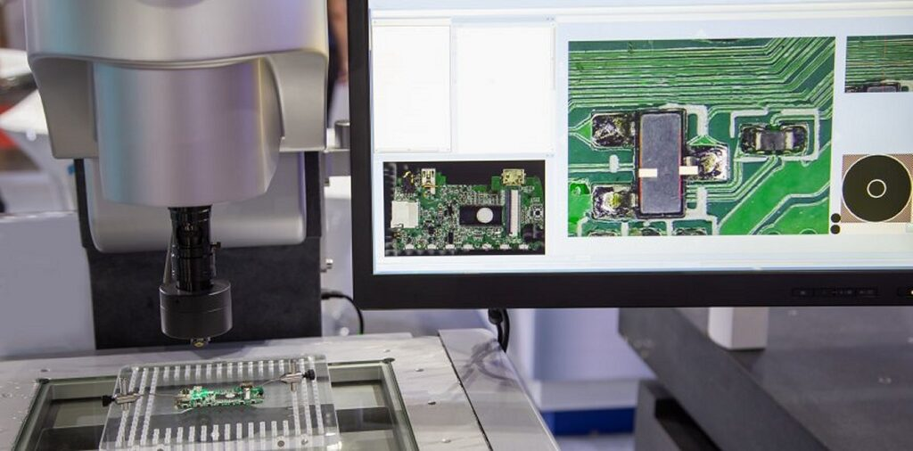 Qualität in der Elektronikfertigung bei IK Elektronik
