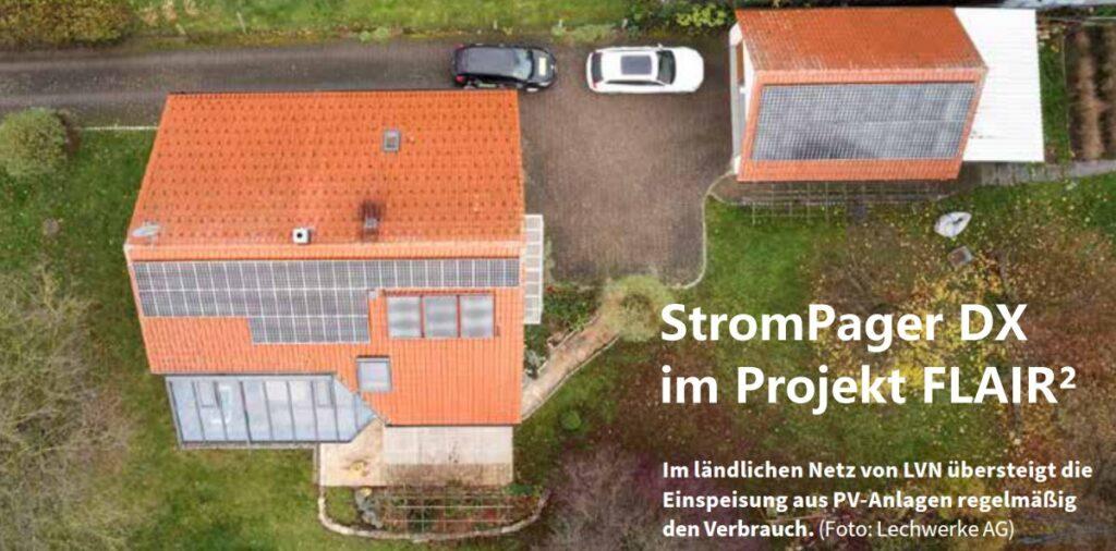 StromPager DX im Projekt FLAIR