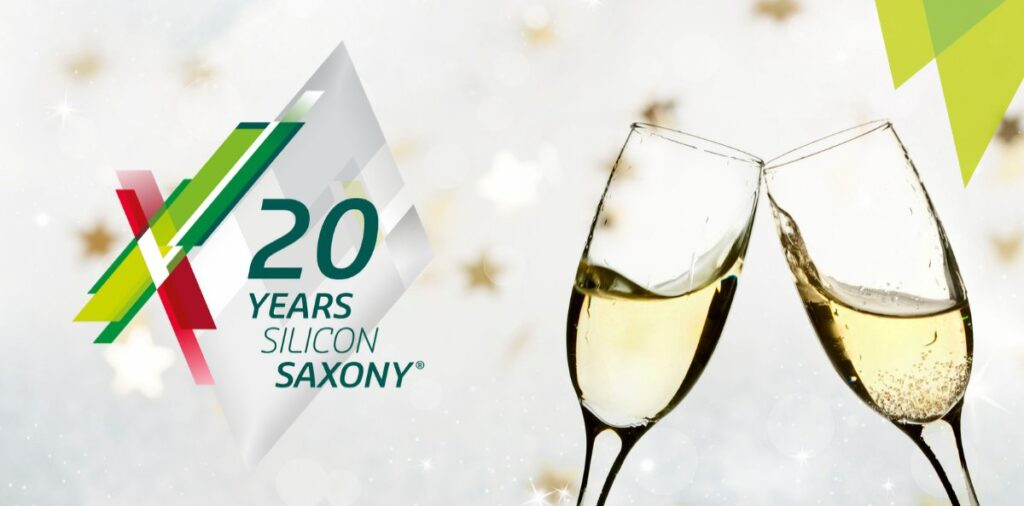 IK Elektronik gratuliert dem Silicon Saxony e.V. zum 20-jährigen Jubiläum