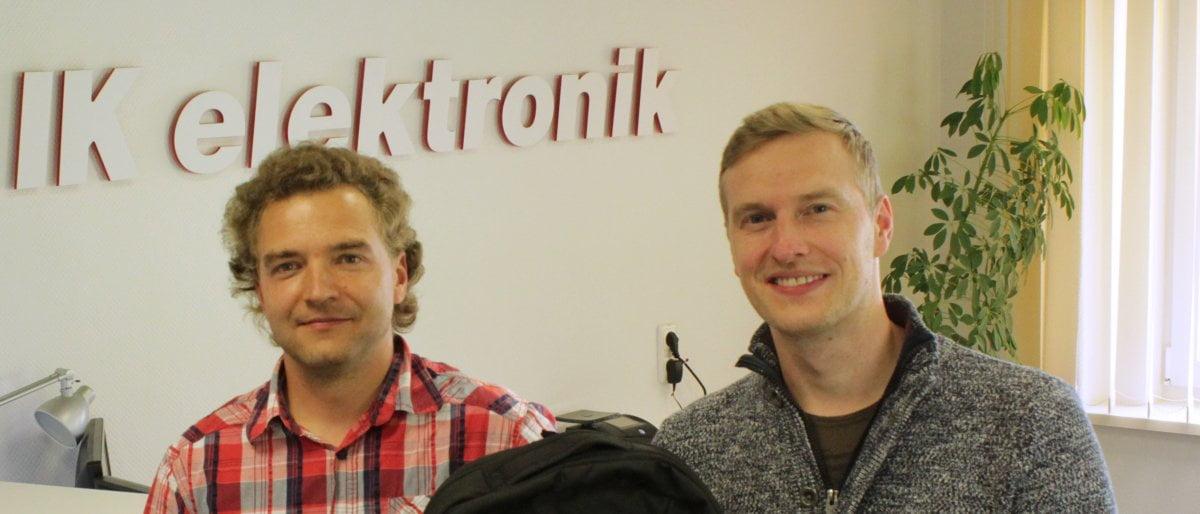 Entwicklerteam IK Elektronik